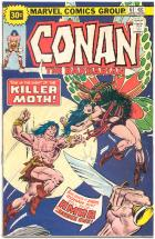 Conan the Barbarian #61