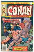 Conan the Barbarian #63