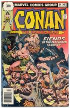 Conan the Barbarian #64