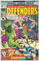 Defenders #34 - 30 Cent Variant