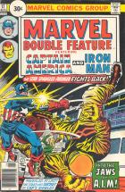 Marvel Double Feature #17