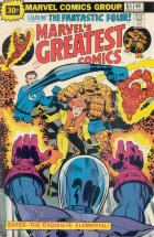 Marvel's Greatest Comics #63