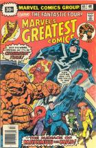 Marvel's Greatest Comics #64