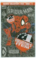 Silver Bagged Spider-Man #1