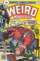 Weird Wonder Tales #17
