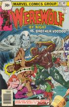 Werewolf By Night #39