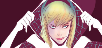 Emma Stone Is 'Spider-Gwen'