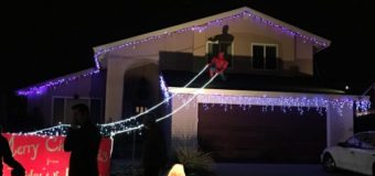 Decking The Halls With Comic Heroes