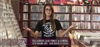 """San Diego's Villainous Lair Comics to Close as """"Sales Have Been Down All of 2017"""""""